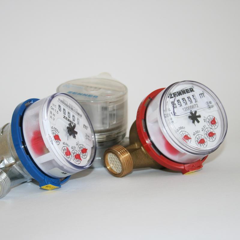 Oggi vi presentiamo il contatore per acqua fredda Zenner ETK-M
