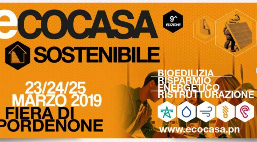 Torna la fiera Ecocasa a Pordenone